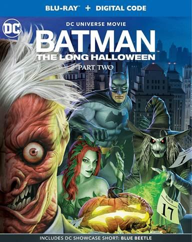 Batman: The Long Halloween, Part Two Blu-ray Review