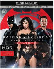 Batman v Superman: Dawn of Justice 4K Ultra HD Review