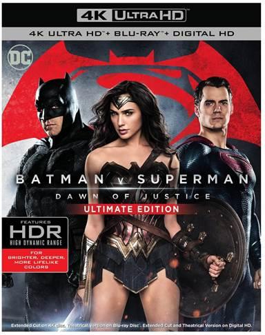 Batman v Superman: Dawn of Justice 4K Ultra HD Review