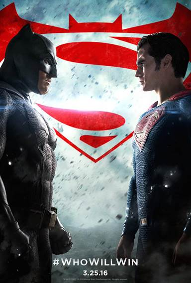 Batman v Superman: Dawn of Justice © Warner Bros.. All Rights Reserved.