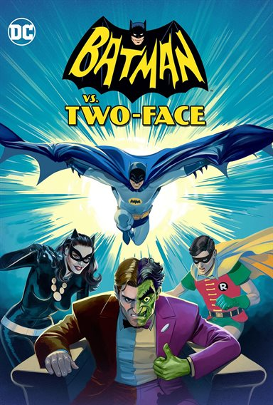 Batman vs. Two-Face © Warner Premiere. All Rights Reserved.