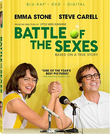 Battle of the Sexes Blu-ray Review