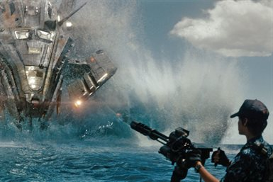Battleship © Universal Pictures. All Rights Reserved.