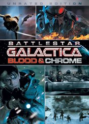Battlestar Galactica: Blood & Chrome Blu-ray Review