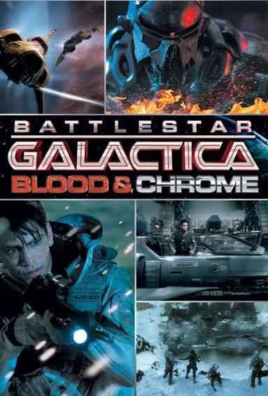 Battlestar Galactica: Blood & Chrome © 20th Century Fox. All Rights Reserved.