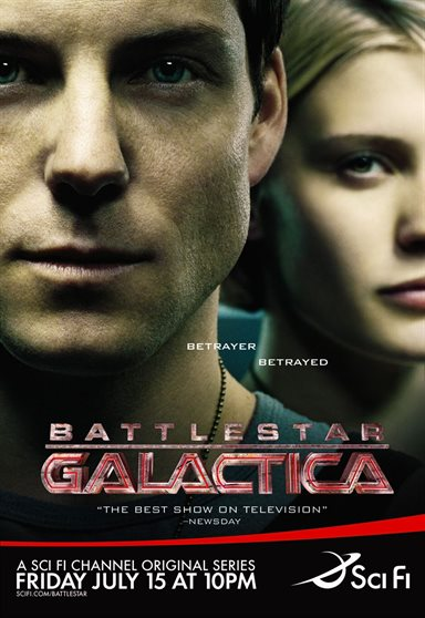 Battlestar Galactica © Universal Pictures. All Rights Reserved.