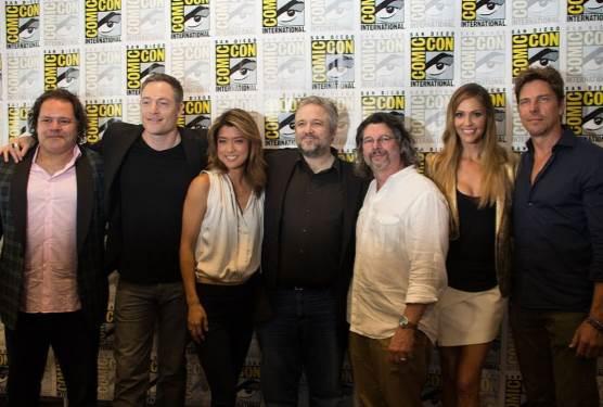Battlestar Galactica Reunion From Comic Con 2017
