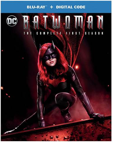 Batwoman: The Complete First Season Blu-ray Review