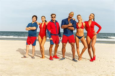Baywatch © Paramount Pictures. All Rights Reserved.