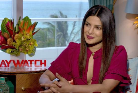 BAYWATCH EXCLUSIVE: Priyanka Chopra