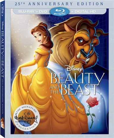 Beauty and the Beast: 25th Anniversary Edition Blu-ray Review