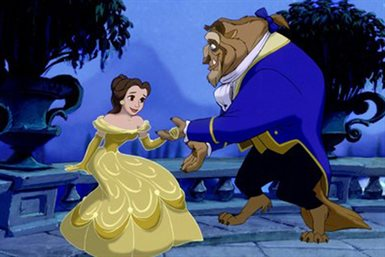 Beauty and the Beast © Walt Disney Pictures. All Rights Reserved.