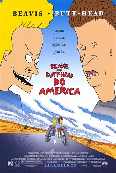 Beavis and Butt-head Do America © Paramount Pictures. All Rights Reserved.