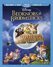 Bedknobs and Broomsticks Blu-ray Review