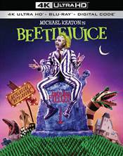 Beetlejuice 4K Ultra HD Review