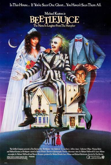 Beetlejuice (20th Anniversary Deluxe Edition) DVD Review