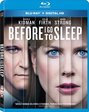 Before I Go To Sleep Blu-ray Review
