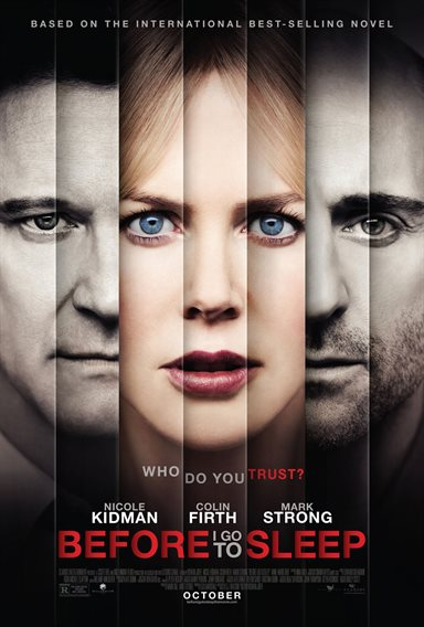 Before I Go To Sleep Theatrical Review