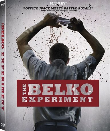 The Belko Experiment Blu-ray Review