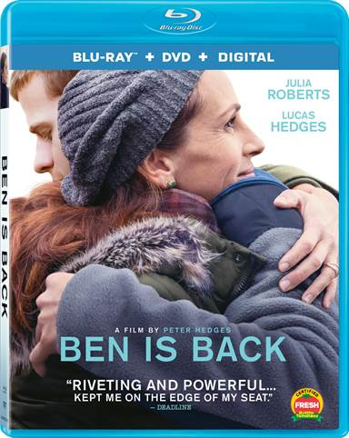 Ben is Back Blu-ray Review