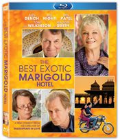 The Best Exotic Marigold Hotel Blu-ray Review