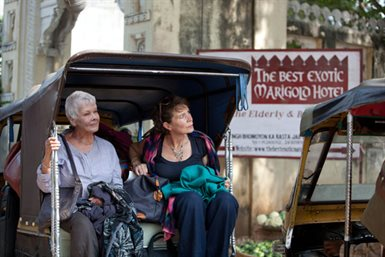 The Best Exotic Marigold Hotel © Fox Searchlight Pictures. All Rights Reserved.