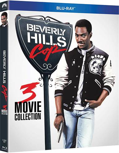 Beverly Hills Cop 3-Movie Collection Blu-ray Review