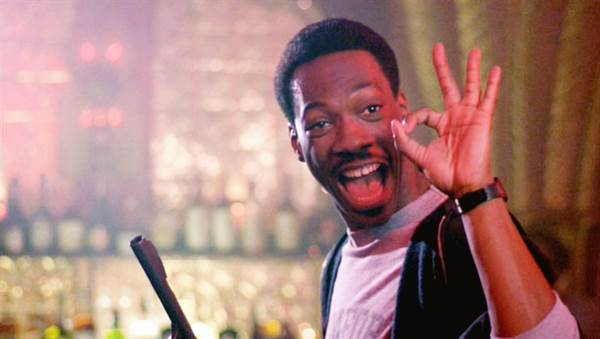 Beverly Hills Cop © Paramount Pictures. All Rights Reserved.