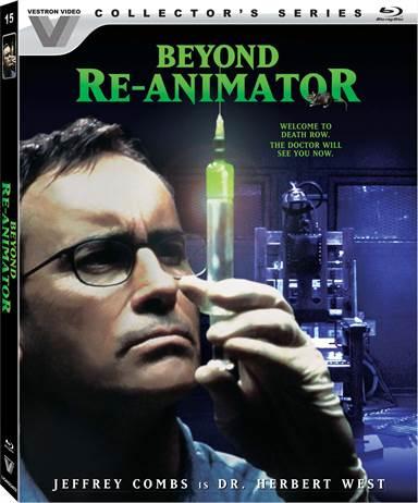 Beyond Re-Animator Blu-ray Review