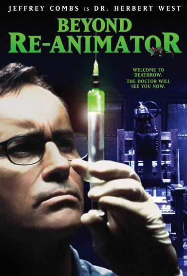 Beyond Re-Animator © Castelao Productions, S.I.. All Rights Reserved.