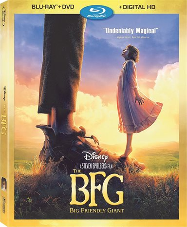 The BFG Blu-ray Review