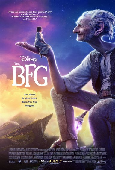 The BFG © Walt Disney Pictures. All Rights Reserved.
