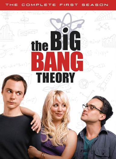 The Big Bang Theory: The Complete First Season DVD Review