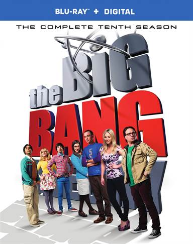 The Big Bang Theory: The Complete Tenth Season Blu-ray Review