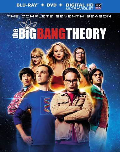 The Big Bang Theory: The Complete Seventh Season Blu-ray Review