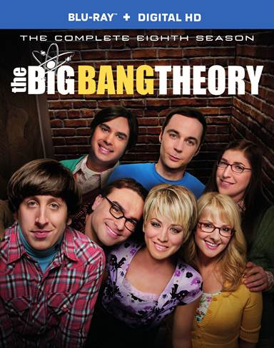 The Big Bang Theory: The Complete Eighth Season Blu-ray Review