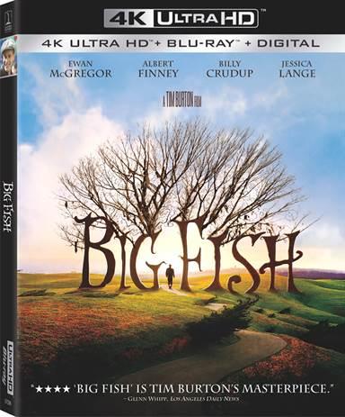 Big Fish 4K Ultra HD Review