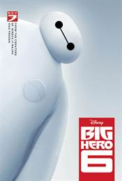 Big Hero 6 Theatrical Review