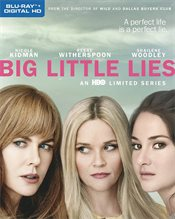 Big Little Lies Blu-ray Review