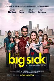 The Big Sick Theatrical Review