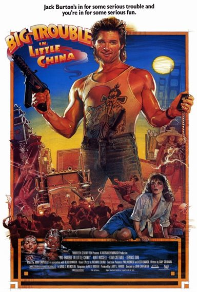 Big Trouble in Little China © 20th Century Fox. All Rights Reserved.