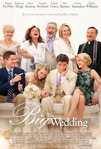 The Big Wedding © Millennium Films. All Rights Reserved.