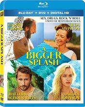 A Bigger Splash Blu-ray Review