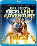Bill & Ted's Excellent Adventure Blu-ray Review
