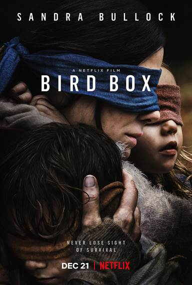 Bird Box © Netflix. All Rights Reserved.