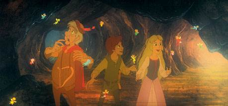 The Black Cauldron © Walt Disney Pictures. All Rights Reserved.