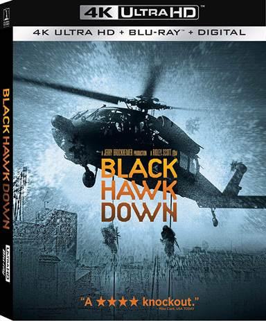 Black Hawk Down 4K Ultra HD Review