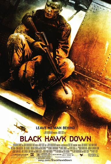 Black Hawk Down © Columbia Pictures. All Rights Reserved.