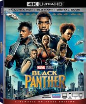 Black Panther 4K Ultra HD Review