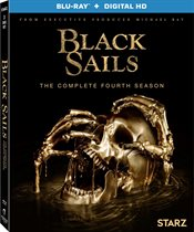 Black Sails Blu-ray Review